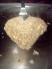 heart made from rice