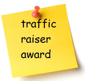 traffic raiser award