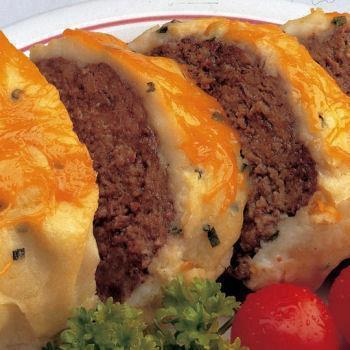 baked alaska meatloaf