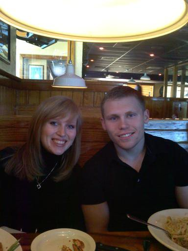 cody and kate at outback
